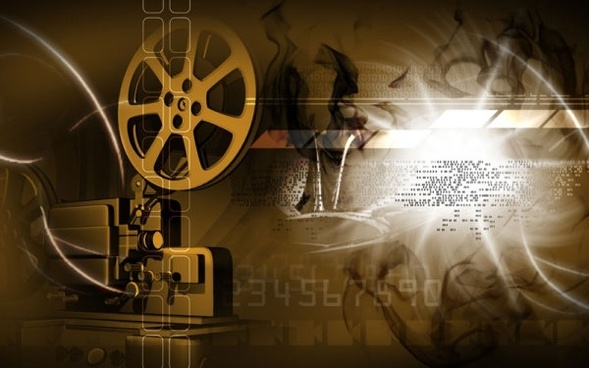 movie projector hd picture