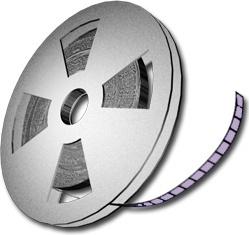 Movie tape