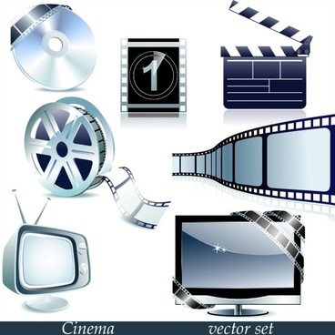 movie tool 02 vector