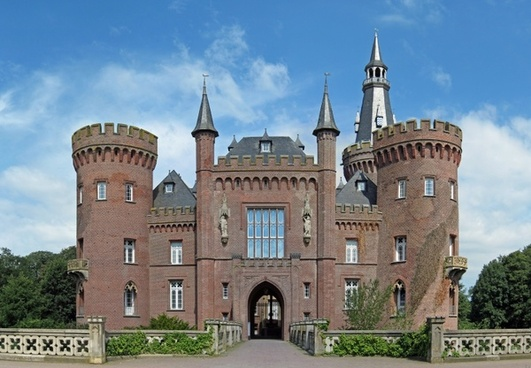 moyland germany castle