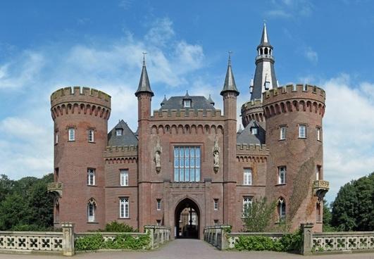 moyland germany castle