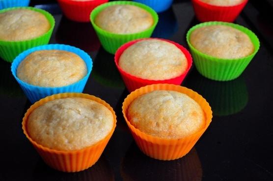 muffins food cake