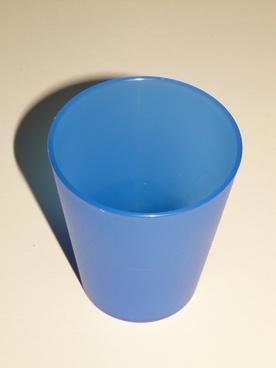 mug drink blue