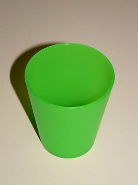 mug drink green