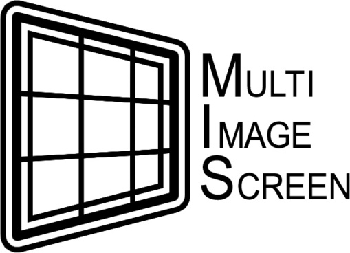 multi image screen