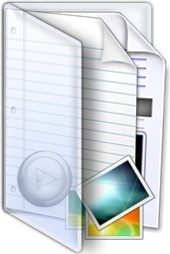 Multimedia folder