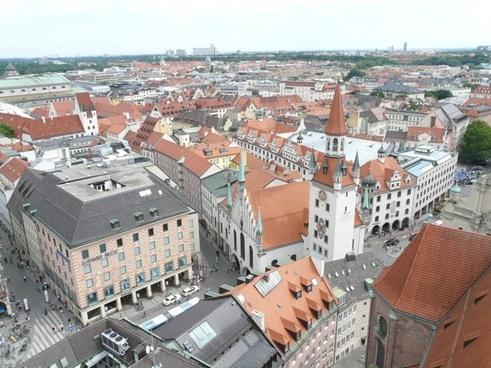 munich city outlook