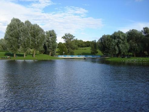 munich germany lake