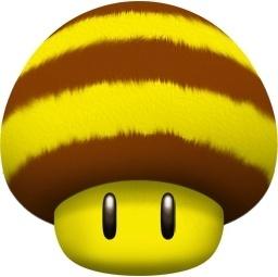 Mushroom Bee