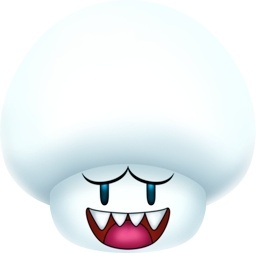 Mushroom Boo