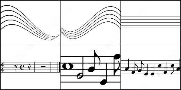 music brush