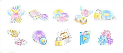 Music CD DVD