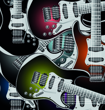 music design backgrounds vector