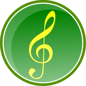 Music Icon-Green-2