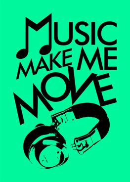 music make me move