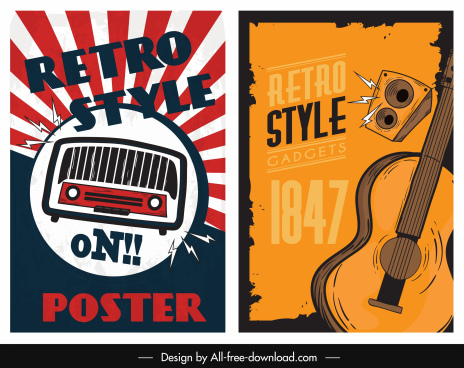 Cdr Poster Design Template Free Vector Download 24 974 Free