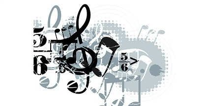 music vector design elements