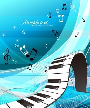 music vector world