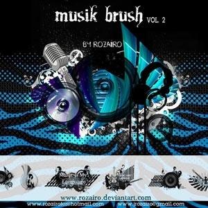 Musik Brushes