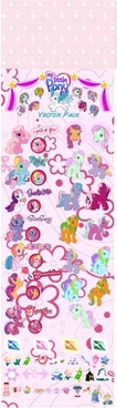 my little pony cartoon clip art