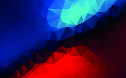 Purple Polygonal Abstract Background: Mystic Free Vector Download (59 Free Vector) For