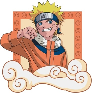 Naruto free vector download (12 Free vector) for commercial