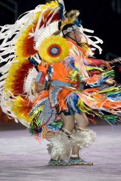 native americans dancing celebration