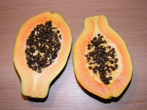 nature fruits and