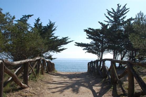 nature sea trail