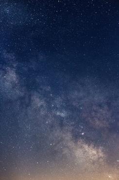 nature stars night galaxy sky astro summer milky way