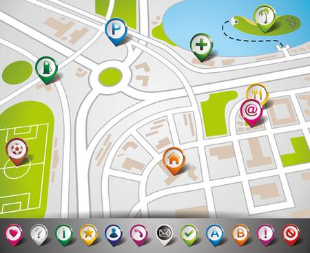 navigation design elements