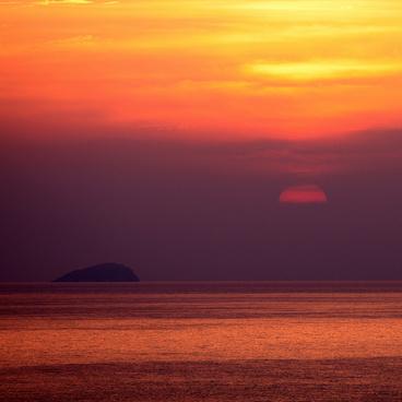 neapolitan sunrise