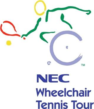 nec wheelchair tennis tour