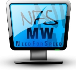 Need for speed LCD