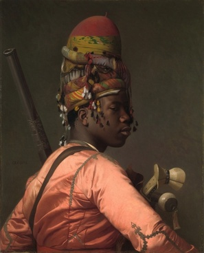 negress black woman