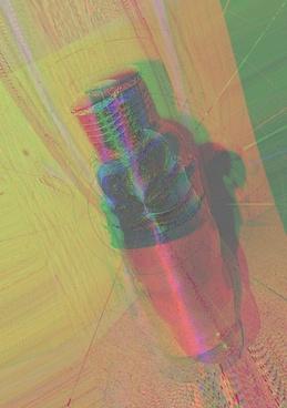 neon glow merry shaker