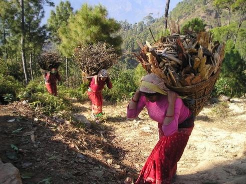 nepal carrier baskets