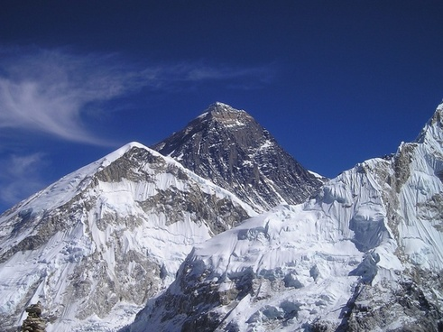 nepal himalayas mount