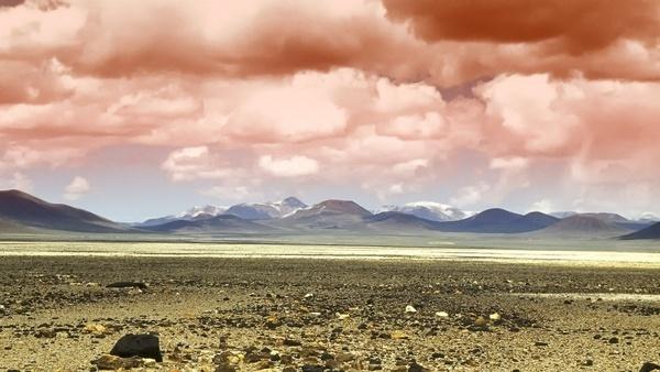 nevada landscape scenic