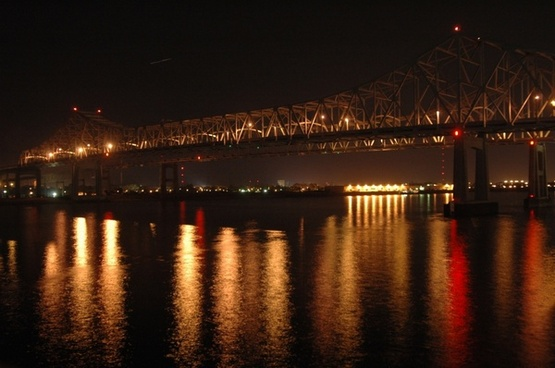 new orleans louisiana bridge