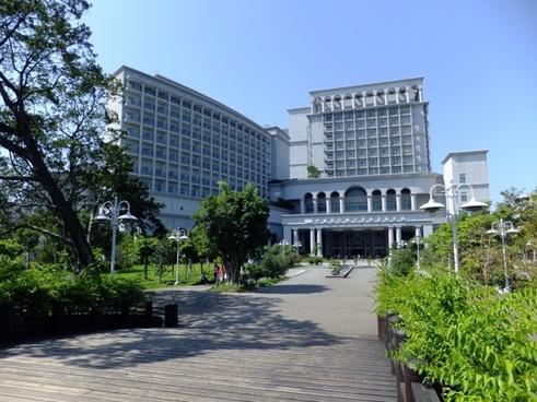 new taipei taiwan landscape