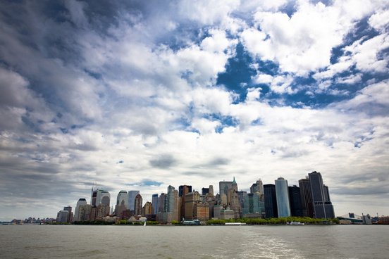 new york city by day