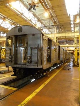 new york city coney island train