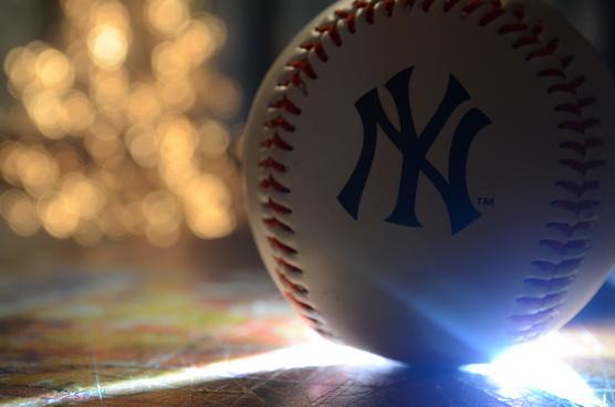 new york yankees ball
