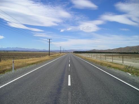 new zealand endless road