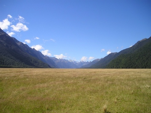 new zealand reported mountains