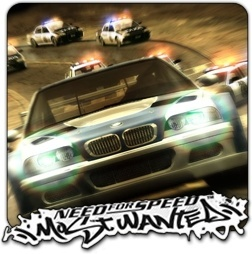 NFS Most Wanted 4