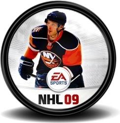 NHL 09 4