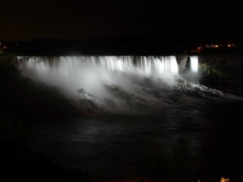 niagara falls niagara water