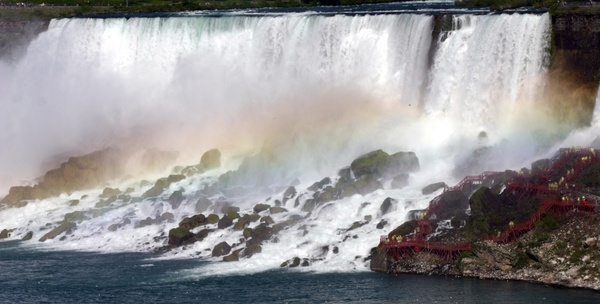 niagara falls water nature
